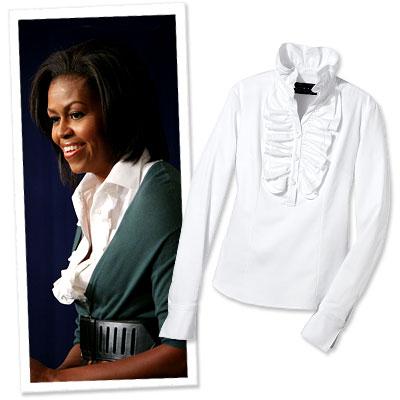 Michelle Obama Fashion Photos on Style  Michelle Obama Knows What Works   Michelle Obama S Style