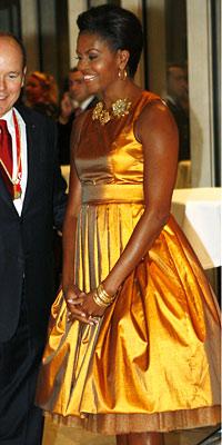Michelle Obama - Rodarte - Michelle Obama Style Diary