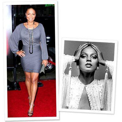 Star Q&A - Sanaa Lathan - Star Style Icon