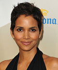 Halle Berry-Hair Scares