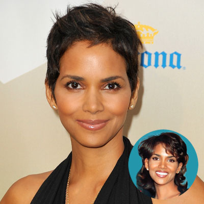 halle berry hair pics. Halle Berry Hair 2011 - Page 2