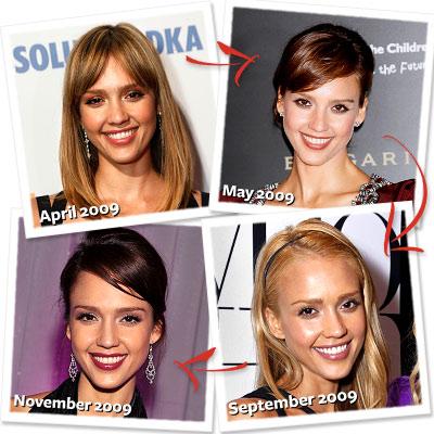 jessica alba hair color pictures. jessica alba hair color pictures. Jessica Alba-Hair-Makeover