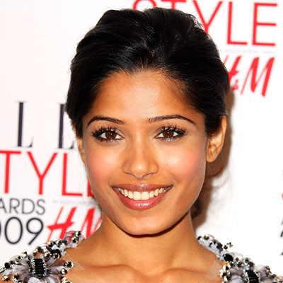 Freida Pinto-Best Makeup of the Year