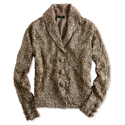 J. Crew Collection Sequin Cardigan