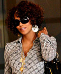 Halle Berry, hair tools, conditioners, styling products