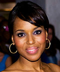 Summerize Your Hairstyle, Sideswept Bangs, Kerry Washington