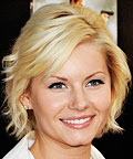 Daily Beauty Tip, Icy Blond Hair, Elisha Cuthbert