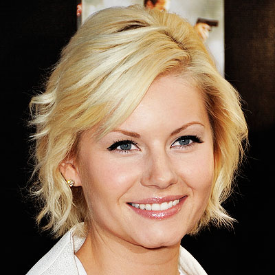 "GET THE LOOK ""Elisha Cuthbert's move is a daring one."