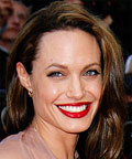 Daily Beauty Tip, Angelina Jolie, Dewy Skin