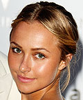 Daily Beauty Tip, Hayden Panettiere, Flawless Tan