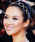 Daily Beauty Tip, Stylish Headbands, Zhang Ziyi