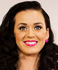 Daily Beauty Tip, Katy Perry, Hot Pink Lips