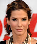 Sandra Bullock - Aqua Eye Liner - Makeup Tip