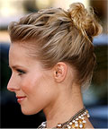 Kristen Bell – High Buns – Hair Tip