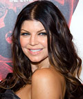 Fergie - Middle Parts - Hair Tip
