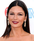 Catherine Zeta-Jones - Burgundy Lips - Makeup Tip