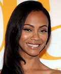 Zoe Saldana - Winged Eyeliner - Makeup Tip