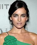 Camilla Belle - Shimmery Decollete - Makeup Tip