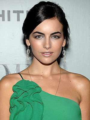 Camilla Belle. Jamie McCarthy/WireImage. Print; E-mail; Share