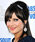 Zooey Deschanel - Retro-Inspired - Hair Tip