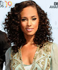 Alicia Keys - Smooth Curls - Hair Tip