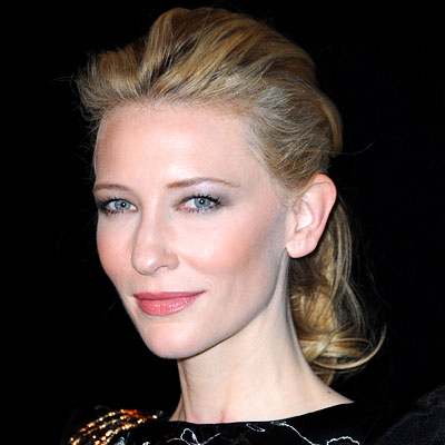 Cate Blanchett-Armani Prive Show-Makeup