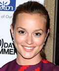 Leighton Meester - Au Naturel Brows - Makeup Tip