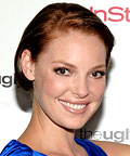 Katherine Heigl - Fake Lashes - Makeup Tip