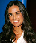 Demi Moore - Flawless Faux Bronze - Makeup Tip