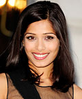 Freida Pinto - Side Parts - Hair Tip