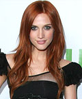 Ashlee Simpson - Hot Red Hair - Hair Tip