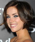 Jessica Stroup - Volumized Bob - Hair Tip