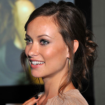 Olivia Wilde Pics: Olivia Wilde spring hair pictures