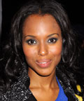 Kerry Washington-Blush-Makeup Tip