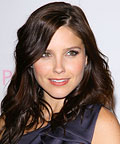 Sophia Bush-Eye Makeup