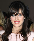 Zooey Deschanel-Lip Gloss-Makeup Tip