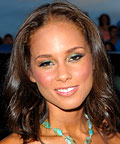 Alicia Keys-Makeup Tip-Eyeshadow