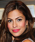 Eva Mendes-Crimson Cheeks-Blush-Makeup-Calvin Klein Body