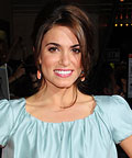 Nikki Reed-Nail Polish-New Moon premiere