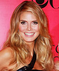 Heidi Klum-Victoria's Secret Fashion Show