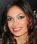 Rosario Dawson-Makeup-City Center Hotel