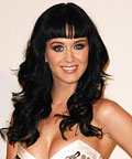 Katy Perry-Eyebrows-Grammy Nominations Concert