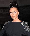 Victoria Beckham-Nails-British Fashion Awards