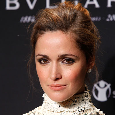 rose byrne haircut. Rose Byrne