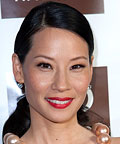 Lucy Liu-Red Lipstick-Museum of Chinese in America