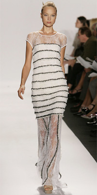 Badgley Mischka - Runway Photos - Spring 2010 Runway at InStyle.com