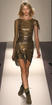 Balmain - Runway Photos - Spring 2010 Runway at InStyle.com