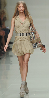Burberry - Runway Photos - Spring 2010 Runway at InStyle.com