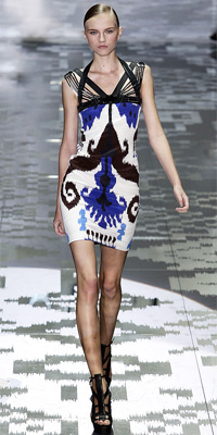 Gucci - Runway Photos - Spring 2010 Runway at InStyle.com :  instylecom gucci spring 2010