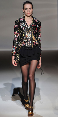 Moschino - Runway Photos - Spring 2010 Runway at InStyle.com